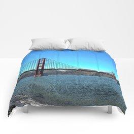 San Francisco Golden Gate Comforters