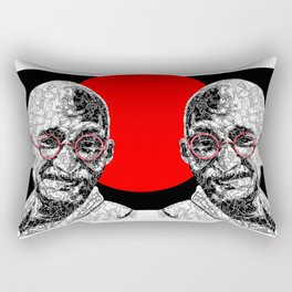 Gandhi Rectangular Pillow