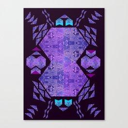 The Mexico Canvas Print