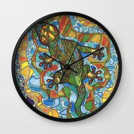Lizard Island Wall Clock