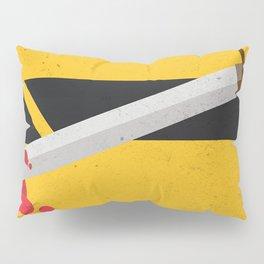 KILL BILL Tribute Pillow Sham