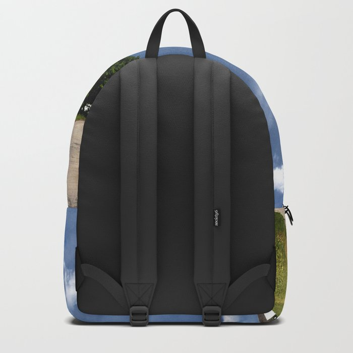Summer Field Poetry Backpack