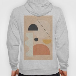 Abstract Art / Shapes 27 Hoody