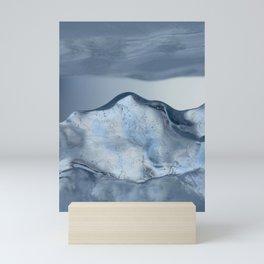 Ice Mountain Mini Art Print