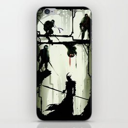 The Last Stand iPhone Skin