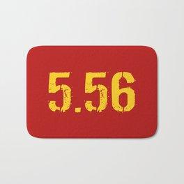 5.56 Ammo Bath Mat