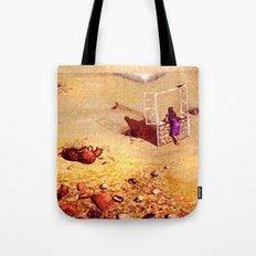 Garden of Memories Tote Bag