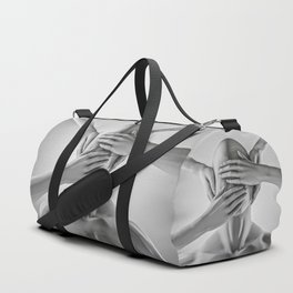 Speak no evil Duffle Bag
