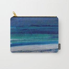 Beach Strokes Carry-All Pouch