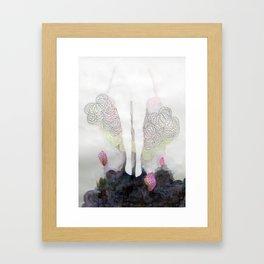 Schoolgirl Crush, 2012 Framed Art Print