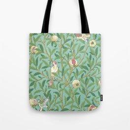 """William Morris """"Bird & Pomegranate"""" 3. Tote Bag"""