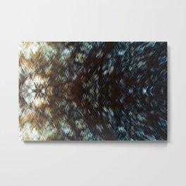 Speckled ∆ Metal Print