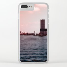 Berlin View Clear iPhone Case