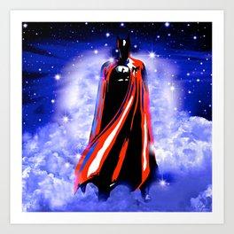 Night of the Bat Art Print