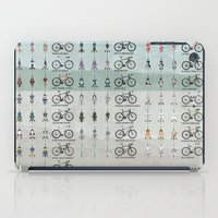cycling iPad Cases featuring Pro Cycling Teams by Wyatt Design