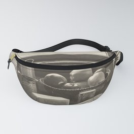 All The Fixings - Vintage Art Fanny Pack