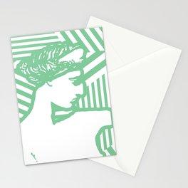Gods Geometric - Aphrodite Stationery Cards