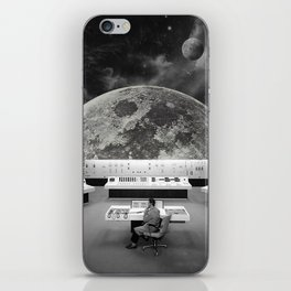 Calling for Help iPhone Skin