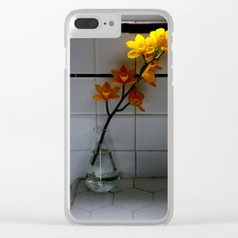 Kitchen Counter Culture Clear iPhone Case
