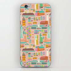 Going to San Francisco iPhone & iPod Skin