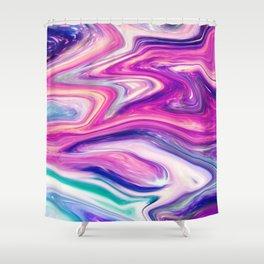 Geyser Shower Curtain