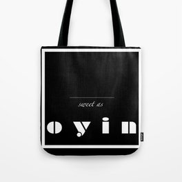 FOR OYIN FROM TAYO Tote Bag