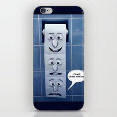 Oh !!! iPhone Skin