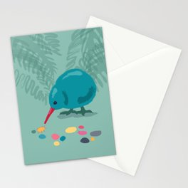 The Inspector - A Curious Bird Stationery Cards