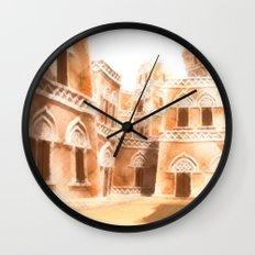 Yemen Wall Clock