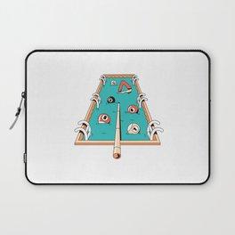 Pool Billard Pun Laptop Sleeve