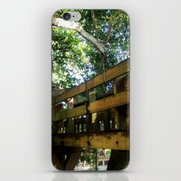 Tree house @ Aguadilla 4 iPhone Skin