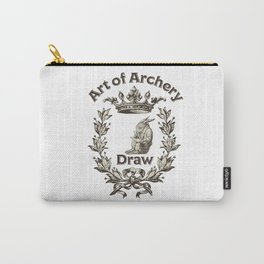 Art of Archery - Draw Carry-All Pouch