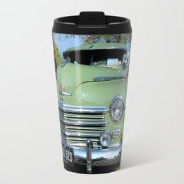 1948 Plymouth Delux Travel Mug