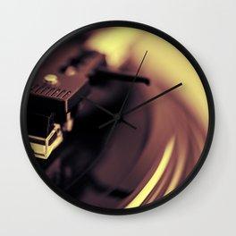 Stylus Tone Wall Clock