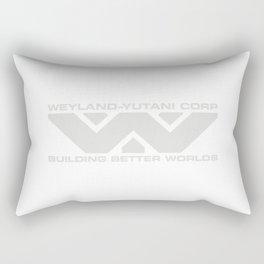 Weyland Yutani Corp Rectangular Pillow