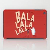 big hero 6 iPad Cases featuring Big Hero 6 Fist Bump by Simon Ward
