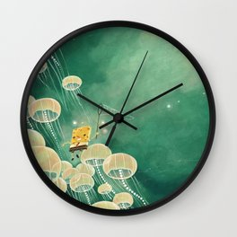 Best Day Ever (Spongebob Tribute) Wall Clock