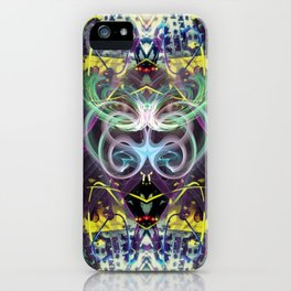 Frequency Being Series: 01 iPhone Case