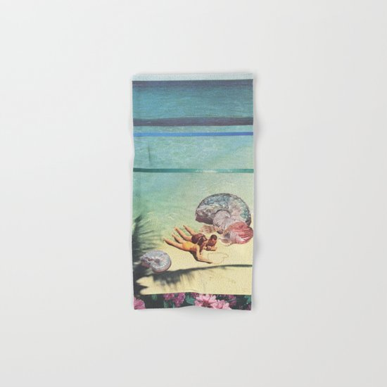 Sea Collections Hand & Bath Towel