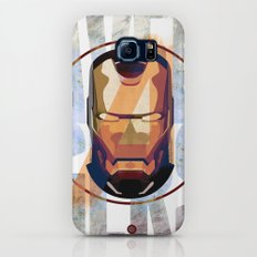 Avengers : IRON MAN print  Galaxy S6 Slim Case