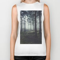jon snow Biker Tanks featuring Through The Trees by Tordis Kayma