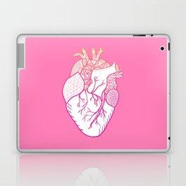 Designer Heart Pink Laptop & iPad Skin
