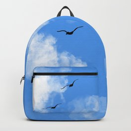 Birds in the Clouds Backpack