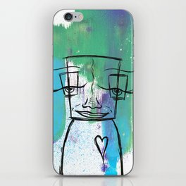 More Than Content iPhone Skin