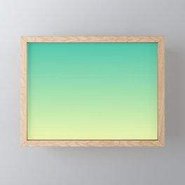 Honeydew Framed Mini Art Print