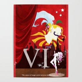 Vintage FF Poster VI Poster