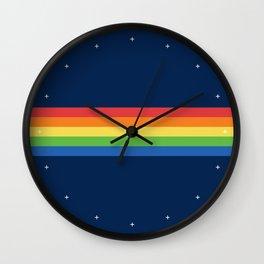 Vintage T-shirt No3 Wall Clock