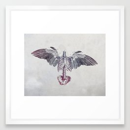Dead Things Framed Art Print