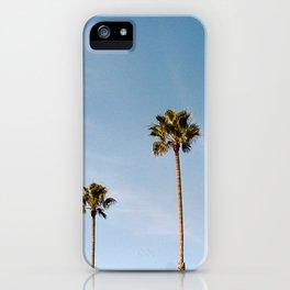 California Palms iPhone Case