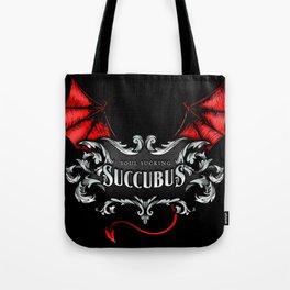 Succubus Shirt Tote Bag